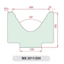 MS 2011/80-R15.0-V200