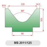 MS 2011/80-R15.0-V125